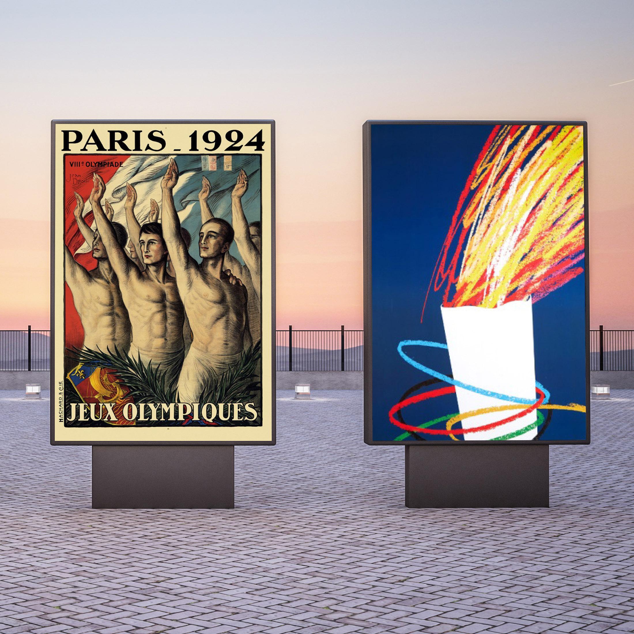 poster Juegos olímpicos